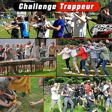 Challenge Trappeur